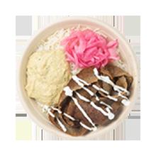 Half Pita or Plate